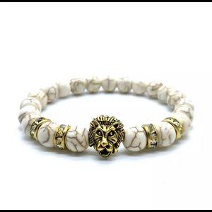Other - Marble lion bracelet